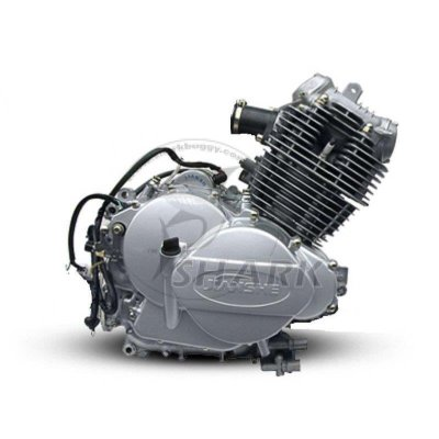 Yamaha 4 Cylinder Motorcycle Engine: 400cc ENGINE Typ 183FMO