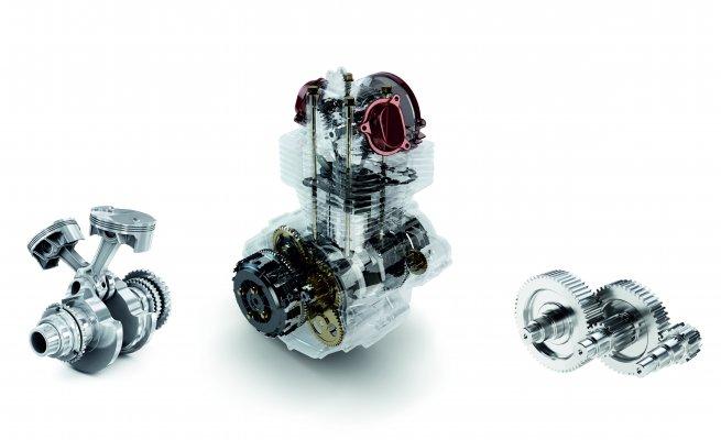 Ersatzteile Motoren