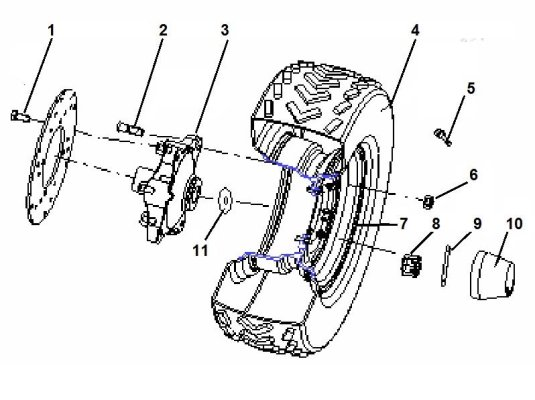 Fig.6 WHEEL FRONT