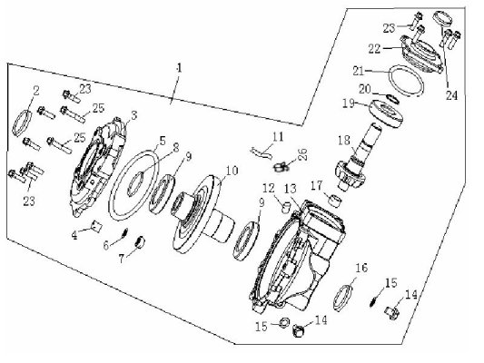 Fig.9 REAR GEAR-BOX