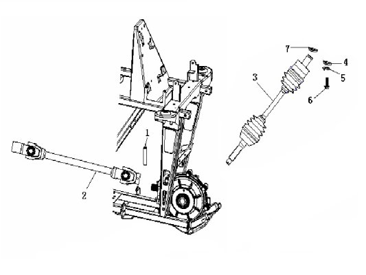 Fig.11 FRONT WHEEL DRIVE