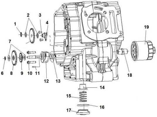 Fig.28 OIL PUMP