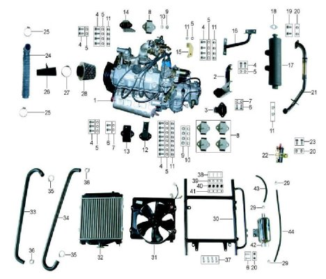 Honda Ct70 Carburetor Diagram Honda Free Engine Image