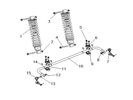 Fig.4 REAR SHOCK ABSORBER