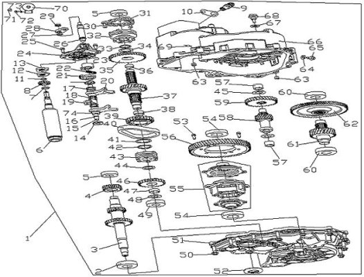 Fig.9 RANSMISSION ASSY