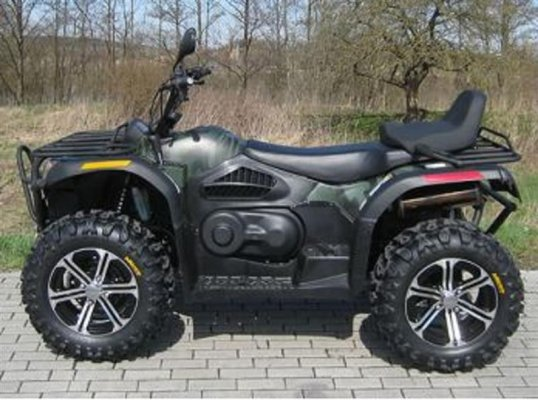 Tension XY500-ATV 4x4 / Katzuma 5004x4