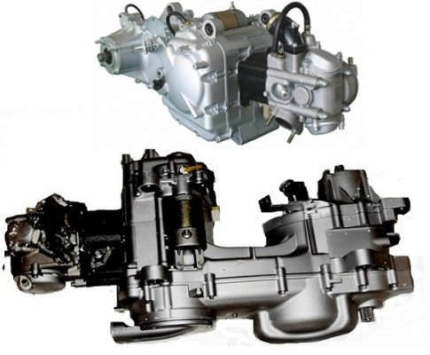 260-300cc Buggys mit GS-Moon / XingYue Rahmen
