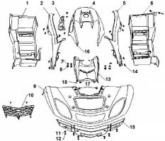 Fig. 05 FRONT BODY