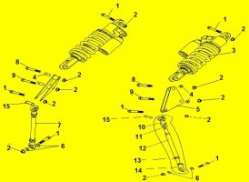 F09 FRONT SHOCK ABSORBER ASSY