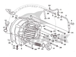 Fig.05 RIGHT SIDE COVER 172mm-B and 172mm-C