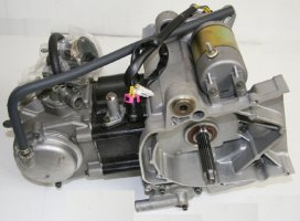 300cc ENGINE 173MM but for GEARBOX