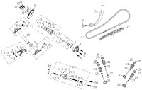 ARM ASSY, EXHAUST  XY-192 MR