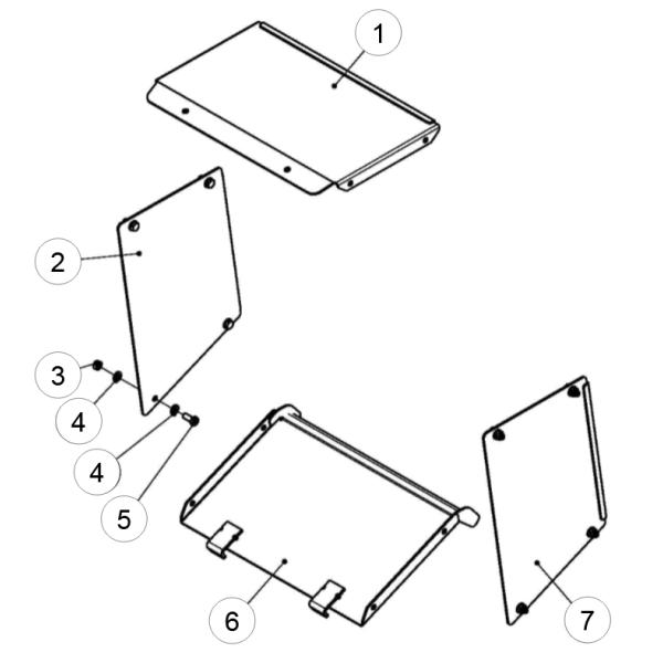 2. plate - GEO ECO 16