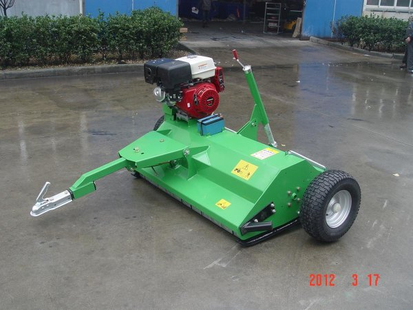 ATV 120 Lawn mower with engine