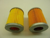 MACHINE OIL RUDE FILTER ASSEMBLY 400cc Motor Typ 191QC