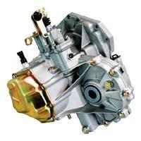 1. 5-Gang Getriebe QR512A/B