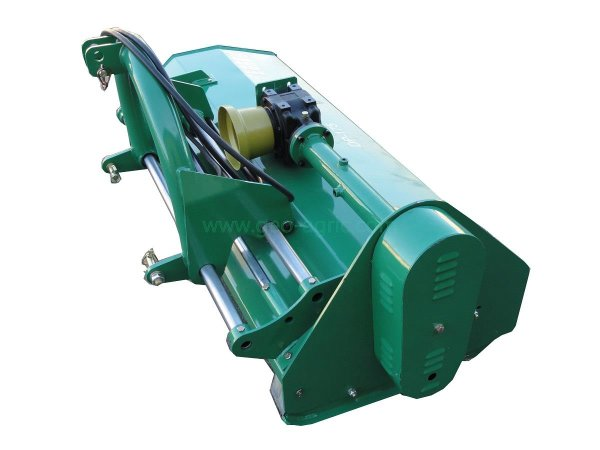 DP Mower with hydraulic movement
